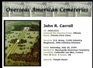 John R  Carroll