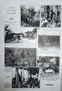 WWI 5 When the Boche Fell Back