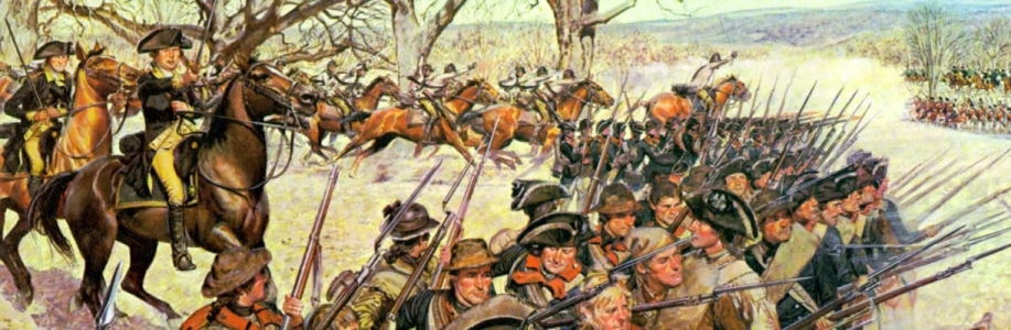 Battle Of Guilford Courthouse, NC