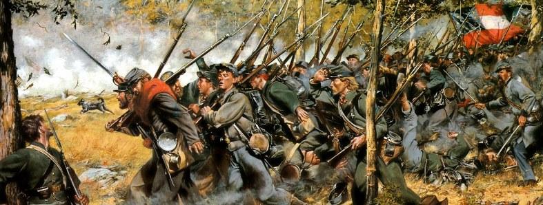 Culps Hill, Gettysburg, PA